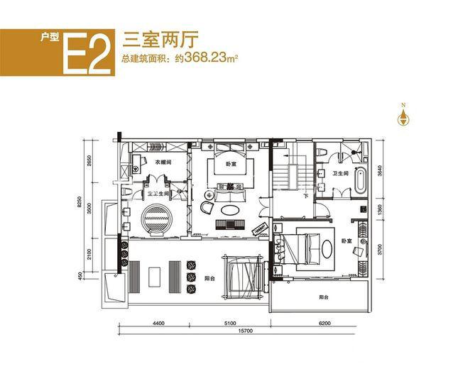 中海神州半島 E2戶型三室兩廳-約368.23平方米.jpg