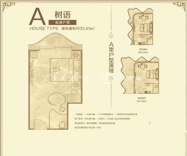 美丽之冠大树公馆 户型图 A户型树语 35.41㎡.jpg