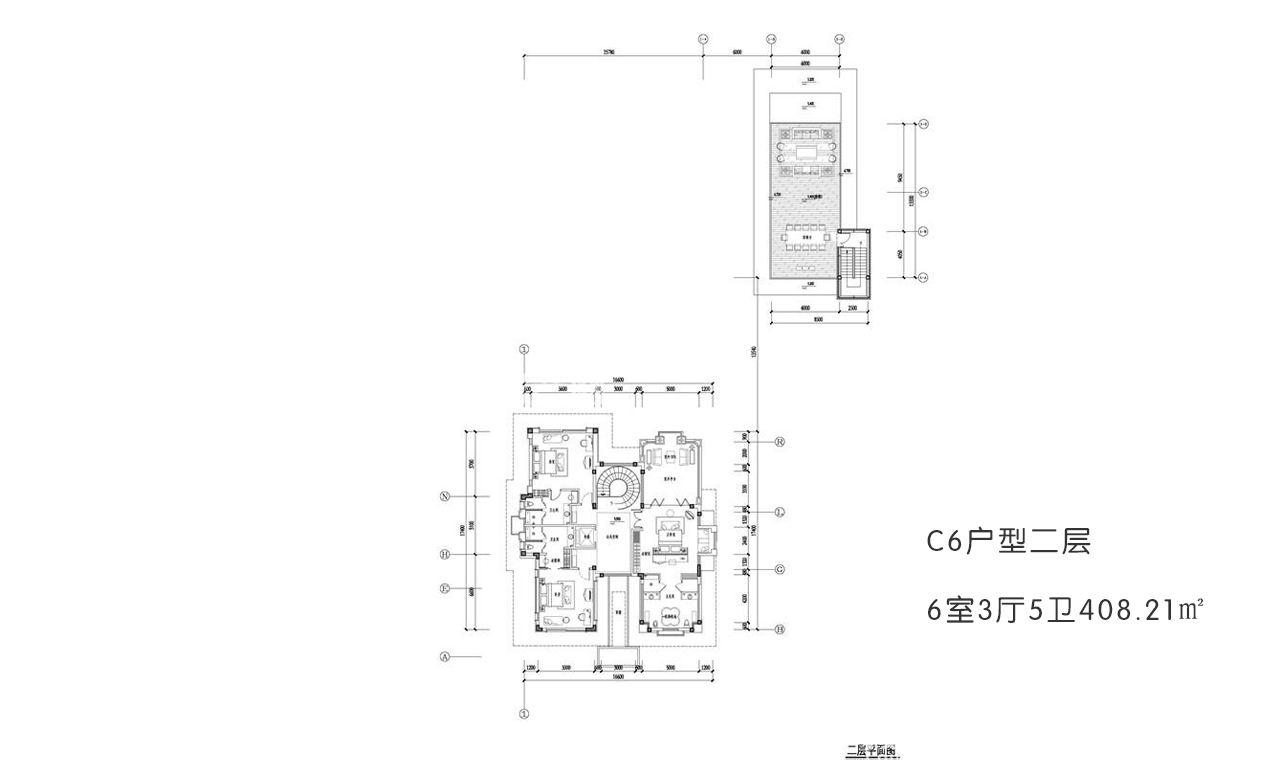 开维国玺二十五院 C6户型二层6室3厅5卫408.21㎡.jpg