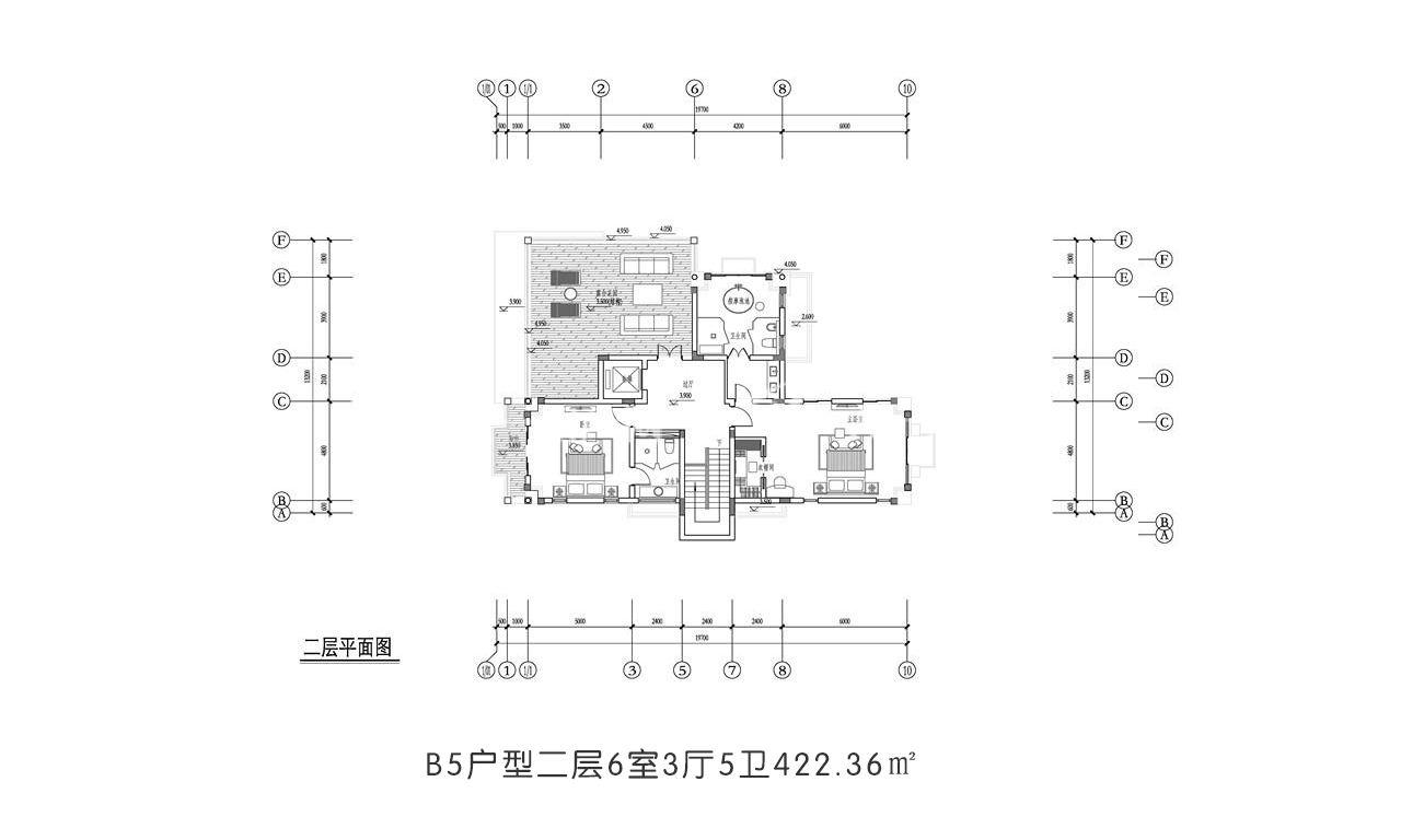 开维国玺二十五院 B5户型二层6室3厅5卫422.36㎡.jpg