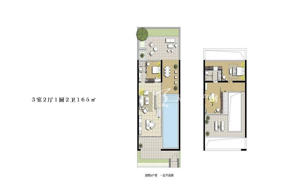 智汇城 3室2厅1厨2卫166㎡.jpg
