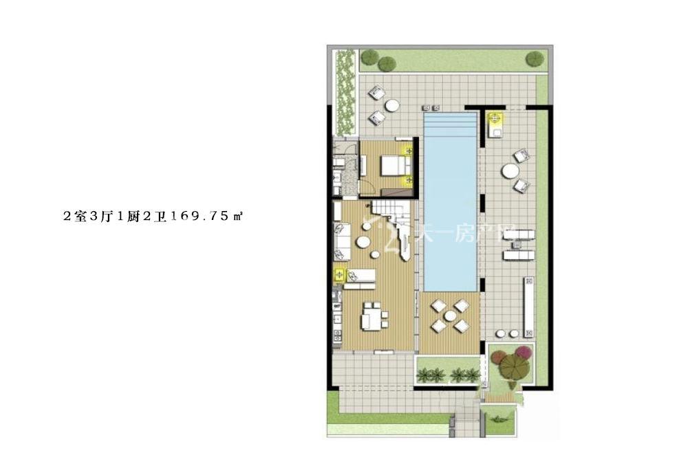 智汇城 2室3厅1厨2卫169.75㎡.jpg