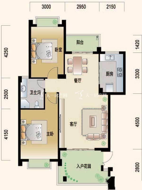 腾冲世纪城 2室2厅1卫建面97㎡.jpg