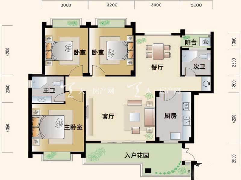 腾冲世纪城 3室2厅2卫建面154㎡.jpg