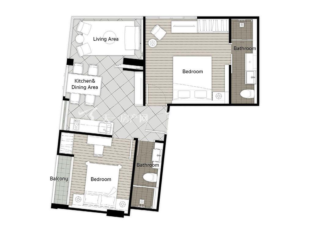 芭提雅D-ECO雅居生态公寓 芭堤雅雅居生态公寓 楼书-49.jpg