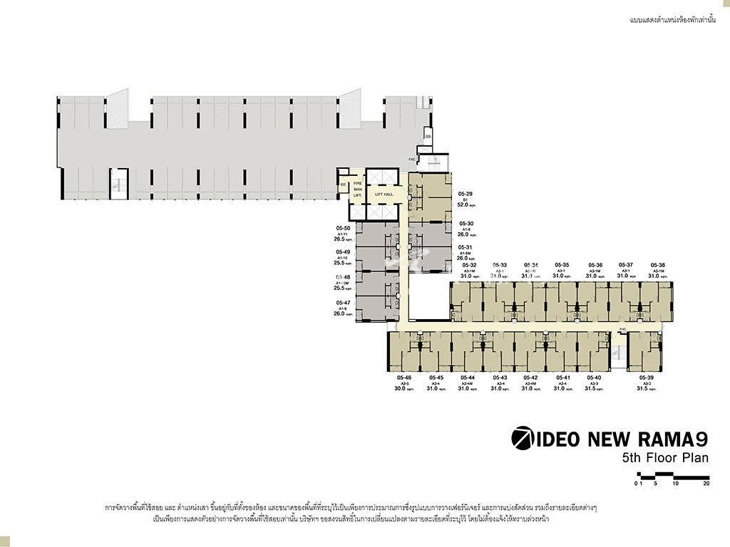 曼谷Ideo New Rama 9 户型图 (7).jpg