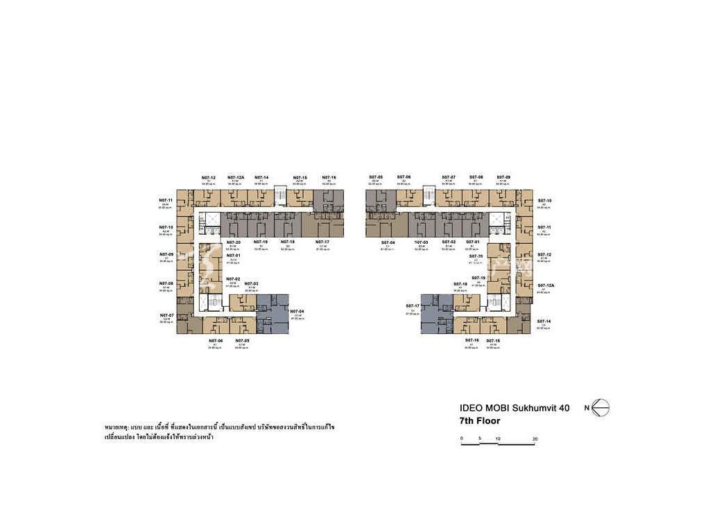 未来公馆 户型分布图07
