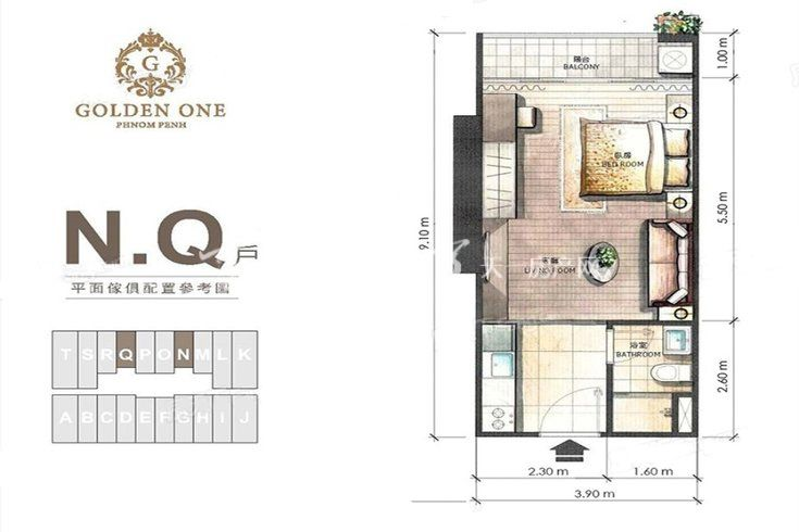 Golden OneGolden One户型平面图 (2).jpg