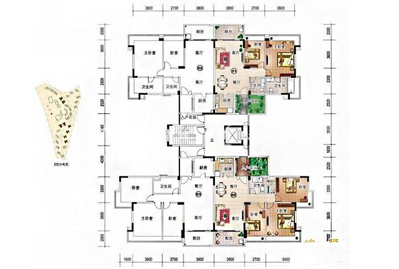 雅居乐清水湾D型1栋-2房2厅1厨2卫-104.92㎡.jpg