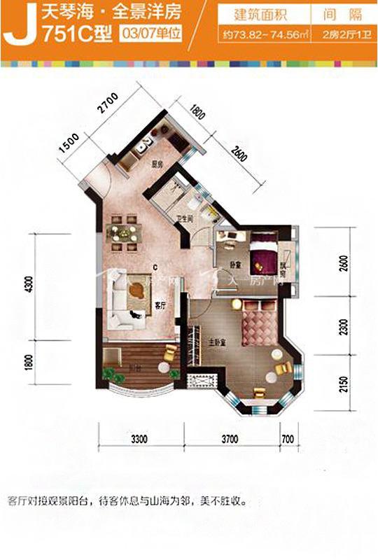 碧桂园珊瑚宫殿天琴海J751C-2房2厅1厨1卫-73.82㎡.jpg